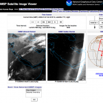 DMSP Satellite Browse Imagery