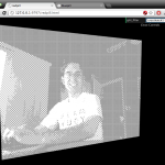 Crosshatch Shadowing Video Stream Shader